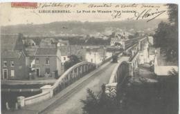 Liège-Herstal - 1 - Le Pont De Wandre (Vue Latérale) - 1906 - Herstal