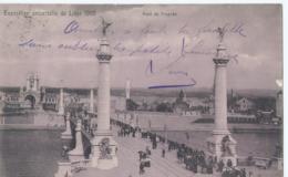 Luik - Liège - Exposition Universelle De Liège 1905 - Pont De Fragnée - Nels No 163 D - 1905 - Luik