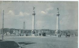Luik - Liège - Exposition Universelle De Liège 1905 - Entrée Du Pont De Fragnée - Nels No 155 - Luik