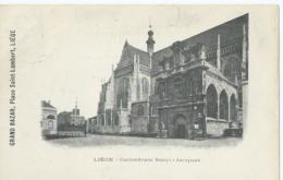 Luik - Liège - Cathédrale Saint-Jacques - 1900 - Luik