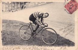 CPA Sport Cyclisme Vélo Coureur Américain  COLLETT  Cycling Radsport (2 Scans) - Cyclisme
