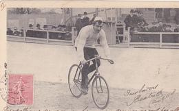 CPA Sport Cyclisme Vélo Coureur BOUHOURS Champion Normand  Cycling Radsport (2 Scans) - Cyclisme
