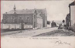 Wavre Waver La Chapelle Saint Antoine CPA Animee Geanimeerd (En Bon Etat) - Waver