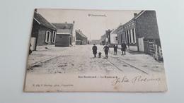 * WILMARSDONCK Den Boulevard -Le Boulevard  Animée Oblitéré Début 1900 - Andere