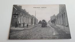 * WILMARSDONCK  Boulevard  Animée Attelage Oblitéré En 1912 - Andere