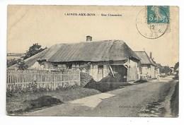 LAINES Aux BOIS 1912 CHAUMIERE Aube Près Bouilly Aix En Othe Estissac Vendeuvre Lusigny Sur Barse Troyes Brienne Château - France