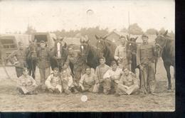 Kamp Beverloo - Beringen - Mobilisatie - Paarden - Fotokaart - 1923 - Beringen