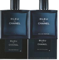 Cartedouble, 2 Patchs  Chanel - Perfume Cards