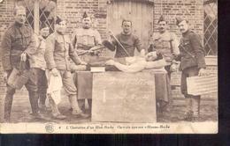 Brasschaat - Kamp - Mobilisatie - 1928 - Blauwe Boche - Brasschaat
