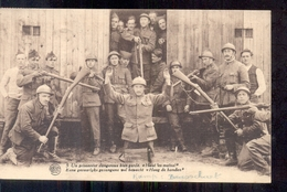 Brasschaat - Kamp - Mobilisatie - 1928 - - Brasschaat
