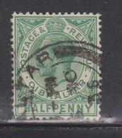 GIBRALTAR Scott # 76 Used - Gibraltar