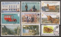 Guernsey 1979-1981 Selezione 9v (o) - Guernesey
