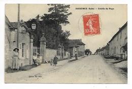 JASSEINES 1914 édit. Petit AUBE Près Ramerupt Arcis Chavanges Brienne Le Château Bar Vendeuvre Barse Piney Troyes ... - France
