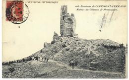 Ceyrat - Château De Montrognon - Francia