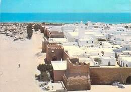 Afrique- TUNISIE HAMMAMET La Médina Et Ses Remparts (Editions CARTHAGE) Timbre Stamp République Tunisienne *PRIX FIXE - Tunisia