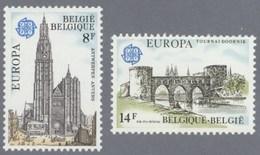 1978 Nr 1891-92** Postfris Zonder Scharnier.Europa. - Belgique