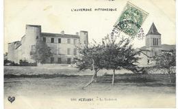 Château De Plauzat, 1907 - Autres Communes