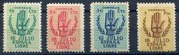 ESPAÑA     Nº  851 / 54  Sin Charnela-981 - 1931-50 Nuevos & Fijasellos