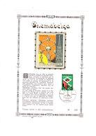 1746 Themabelga - Sigle De L'exposition - Atonium - Manneken-pis - FDC