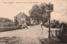Henri-Chapelle  ( Welkenraedt ) Bureau Des Douanes Et Allée De La Gare - Welkenraedt