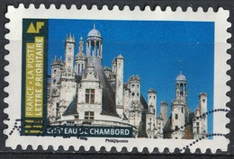 France 2019 Oblitéré Used Histoire De Styles Architecture Château De Chambord - France