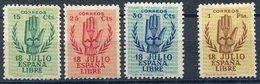 ESPAÑA     Nº  851 / 54   Charnela-980 - 1931-50 Ungebraucht