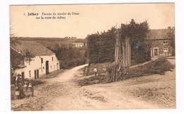 B-7053   JALHAY : Fermes Du Moulin De Dison Sur La Route De Jalhay - Jalhay