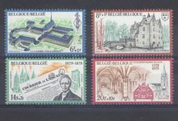 1979 Nr 1940-43** Culturele Uitgifte. - Belgique