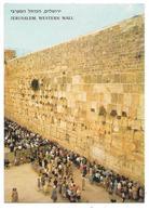 JERUSALEM - WESTERN WALL (WAILING WALL) - PALPHOT N° 9666 - Israel