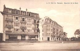 Renens Bahnhofquartier - VD Vaud
