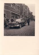 Foto Photo (6,5 X 9,5 Cm) Diest ? Stoet ? Processie ? Carnaval ? Prins Karnaval ? Oldtimer Old-timer - Diest