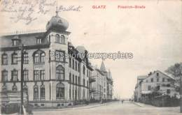 KLODZKO GLATZ  1915  FRIEDRICH STRASSE  (Feldpost) - Poland