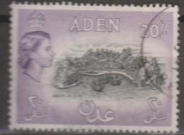 Aden 1954 MiN°74 1v (o) - Aden (1854-1963)