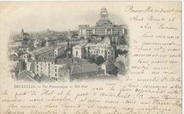 Brussel - Bruxelles - 1 - Vue Panoramique - ND Phot. - 1901 - Panoramische Zichten, Meerdere Zichten