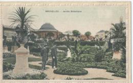 Brussel - Bruxelles - Jardin Botanique - Editio Du Grand Bazar De La Rue Neuve - 1910 - Parks, Gärten