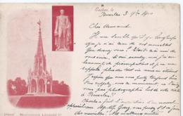 Brussel - Bruxelles - Laeken - Monument Léopold I - 1900 - Laeken