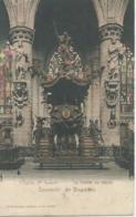 Brussel - Bruxelles - Souvenir De Bruxelles - L'Eglise Ste Gudule - La Chaire De Vérité - 3219 Wilhelm Hoffmann - 1903 - Monumenten, Gebouwen