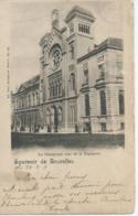 Brussel - Bruxelles - Souvenir De Bruxelles - La Synagogue (rue De La Régence) - Ed. Nels Série 1 No 96 - 1901 - Monumenten, Gebouwen
