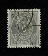 Island 1876 Yv 7 (A) Dent. 14 X 13 1/2 (2 Scans) - 1873-1918 Dépendance Danoise