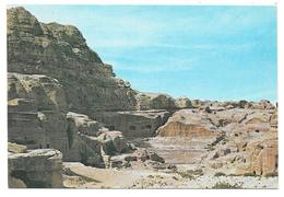 PETRA - Amphitheatre - I. Amad N° 217 - Jordanie