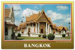 Thailand, Bangkok, The Marble Temple - Thaïland