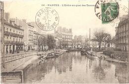 Dépt 44 - NANTES - L'Erdre Au Quai Des Tanneurs - Nantes