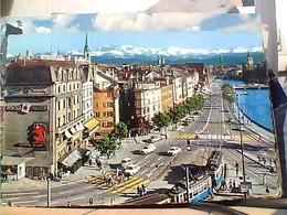 SUISSE SVIZZERA SWITZERLAND -SCHWEIZ ZURICH  TRAM   BIRRA BIER LOWENBRAU  V1968 HA7994 - ZH Zurich