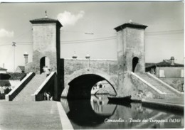 COMACCHIO  FERRARA  Ponte Dei Trepponti - Ferrara