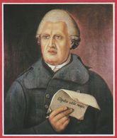 Henrik Gabriel Porthan Par Hedberg. Professeur à Turku. Écrivain. Finlande. Encyclopédie De 1970. - Vieux Papiers