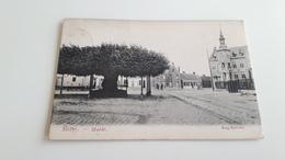 *'RETHY Markt  Oblitérée En 1907 - Retie