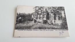 *'Pensionnat Des Religieuses Ursulines à PUERS -Un Coin Du Jardin  (religieuses) Oblitérée En 1908 - Puurs