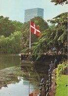 Royal Hotel Copenhagen Seen From Tivoli. Denmark  A-2845 - Hotels & Restaurants