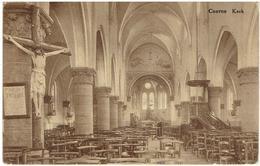 CUERNE - Kerk - Kuurne