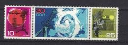 DDR 1968, Meteorologie **, MNH - Umweltschutz Und Klima